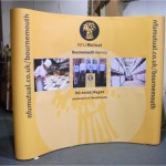 Exhibition stand example